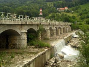 Ponte sul torrente Tesa