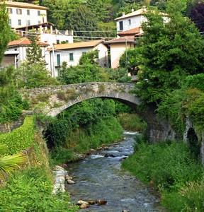 Senagra e il suo ponte di pietra!