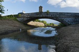 Il tabernacolo sul ponte