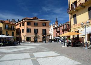 Menaggio, Piazza Garibaldi