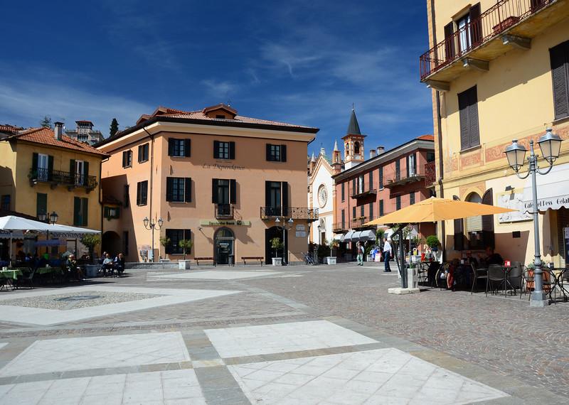 ''Menaggio, Piazza Garibaldi'' - Menaggio