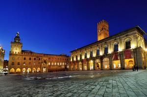 Bologna – Piazza Grande