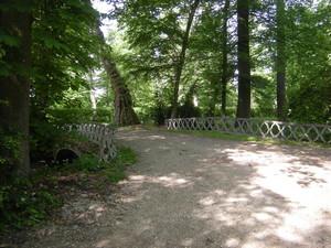nel Parco del Castello di Racconigi