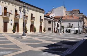 Geometrie di Piazza dei Martiri