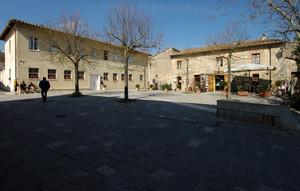 Piazzetta a bagni Vignone