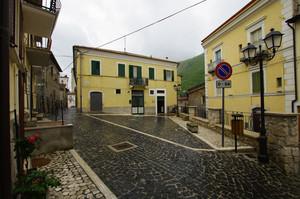 Piazza Repubblica come da cartello
