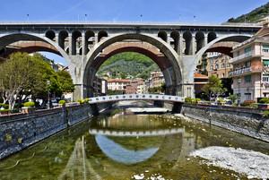 Fuga di ponti…