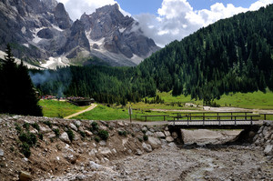 In Val Venegia…