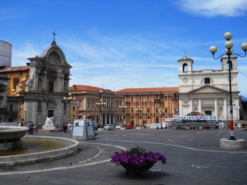 ''P.zza Duomo'' - L'Aquila
