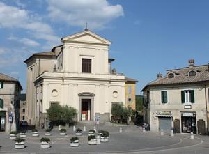 Piazza Claudia