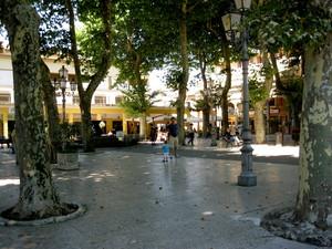 Fiuggi piazza Spada