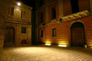 Nel piccolo borgo di Castelbasso