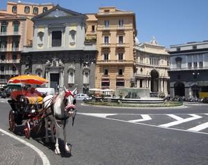 Cartolina da Piazza Trieste e Trento