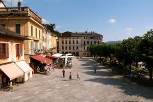 Panorama della piazza