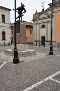 Piazza A. Gramsci.