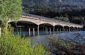 Il ponte nuovo di Civitella