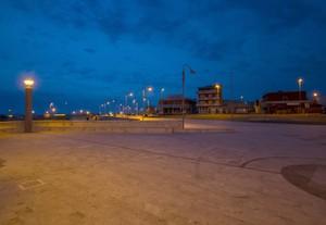 Ultime luci prima dell'alba