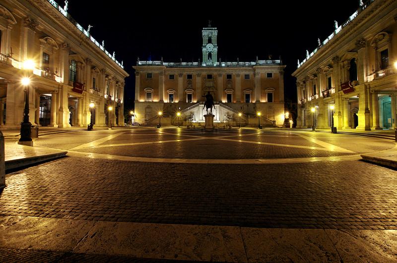 ''Piazza del Campidoglio 2'' - Roma