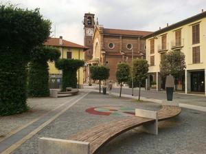 Lo slargo della chiocciola prima di Piazza S. Eusebio