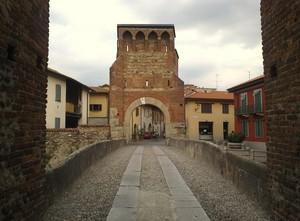 Entrando a Porta de Moriano