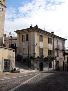 Piazza D'Albezio