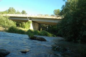 Ponte Maiella sul torrente Lavino