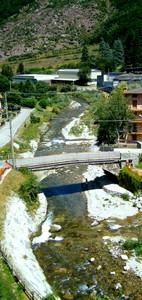 Ponte sul torrente Pioverna