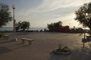 Santa Severa –  Piazza Caduti di Nassiriya