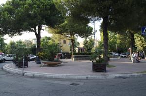 Santa Severa – Piazza Pirgy