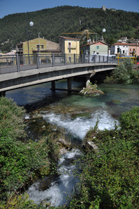 Ponte di via Berlinguer