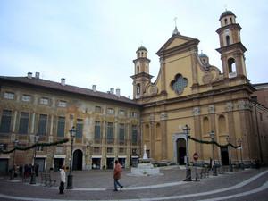 Piazza delle Piane
