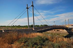 Ponte pedonale (Canale Terramaini)