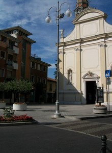 Piazza del Duomo – Latisana (UD) – pdr lato dx