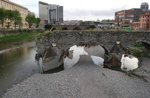 I segni dell'alluvione