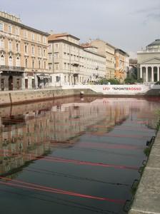 Il filo rosso porta a…..Ponte Rosso