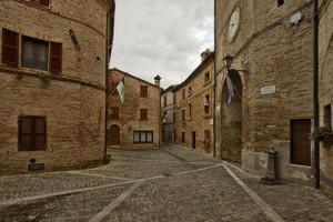 Colmurano – Piazza San Rocco