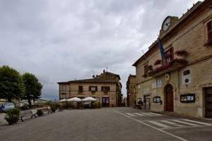 Colmurano – Piazza Umberto I°