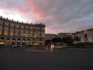 ''Piazza Esedra I'' - Roma