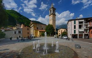 """La """"nuova"""" Piazza della Chiesa"""