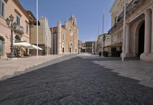 una piazza originale