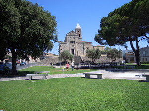 Piazza Santa Giusta