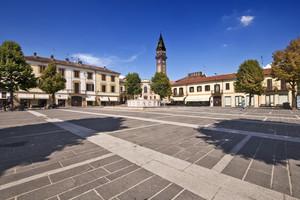 Piazza Repubblica, altro scorcio