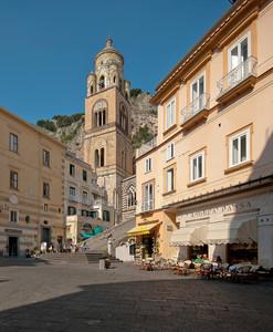 Amalfi, Piazza Duomo