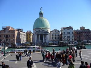 buongiorno Venezia..siamo arrivati!