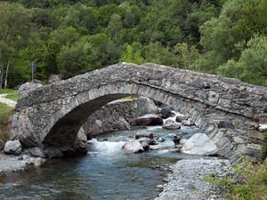 Uno dei ponti romani