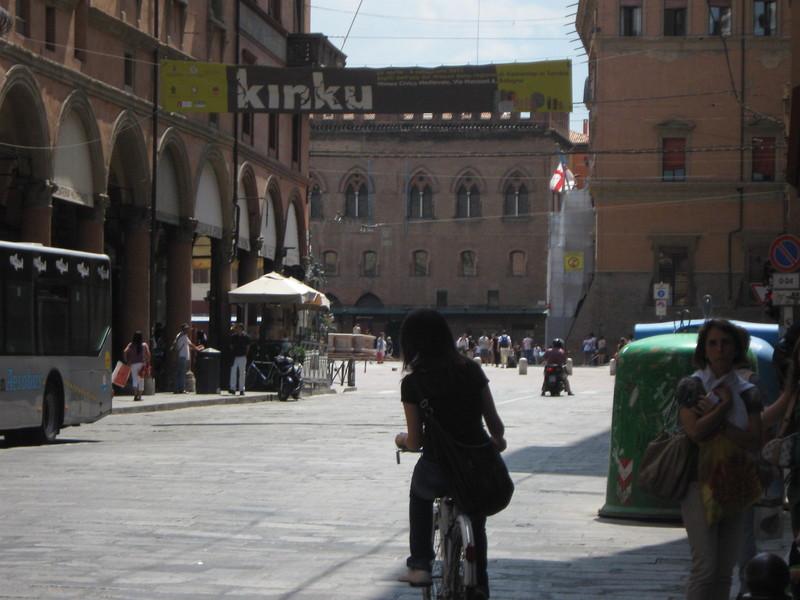 ''Piazza Maggiore Bologna'' - Bologna