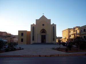 Lampedusa Piazza della Chiesa