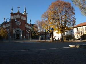 Rescaldina Piazza della Chiesa