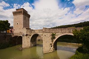Ponte Romano e Torre