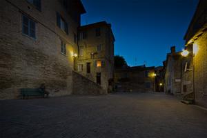 L'ora Blu di Piazza San Giovanni